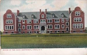 New York Utica House Of The Good Shepherd's