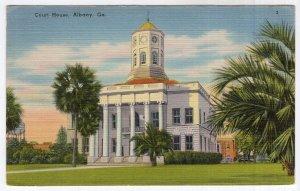 Albany, Ga., Court House
