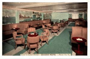 New Jersey Atlantic City Seaside Hotel Surf N Sand Room