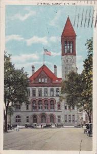 New York Albany City Hall 1925