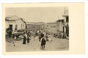 RP  Payta, Peru, 1910s   Homes of natives & Street life