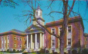 Exterior,  Crawford County Court House,  Meadville,  Pennsylvania,   40-60s