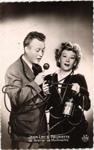 CPM Jean Lec & Paupiette, MUSIC STAR (718989)