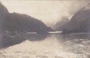 RP, River Scene, Loenvandet, Nordfjord, Norway, 1910-1920s