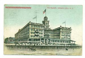 The Rudolf, Atlantic City, New Jersey,  PU-1907