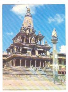 Krishna Mandir, Patan, Nepal, 50-70s