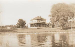 RP: TRENT RIVER , Ontario , 1910s-30s ; 14 Postcards