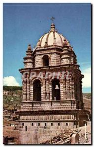 Peru Postcard Modern Cusco Iglesia de Santo Domingo