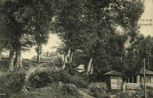 iran persia, RUDBAR رودبار, The Road to Rasht (1910) Postcard