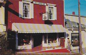 Maine Boothbay Harbor Clipper Ship Gift Shop 1956