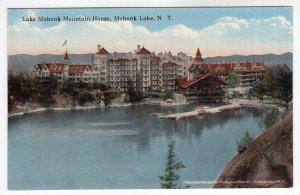 Mohonk Lake, N.Y., Lake Mohonk Mountain House