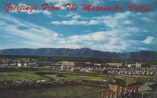 Alaska Palmer Heart Of The Matanuska Valley