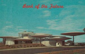Oklahoma City , Ok. , 50-60s ; State Capitol Bank Bank of the Future