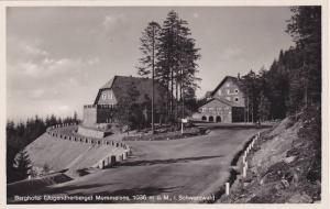 RP, Berghotel (Jugendherberge) Mummeisee, 1036 m. u. M. i. Schwarzwald, Germa...