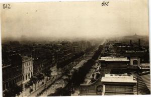 CPA AK carte photo FGSP Concours Internat. PARIS 1923 - Champs Élysées (212525)