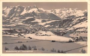 Austria Bischofshofen Tennengebirge  Bischofshofen Tennengebirge
