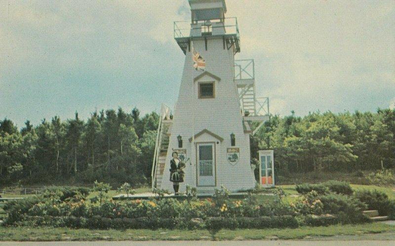 ALBANY , Prince Edward Island , 1950-60s ; Tourist Information Bureau