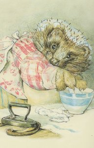 The Tale Of Two Bad Mice 1904 Beatrix Potter Book Postcard