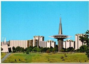 Oklahoma Tulsa Oral Roberts University Campus and Prayer Tower