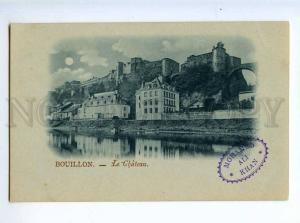 213675 Luxembourg BOUILLON MOONLIGHT Vintage undivided back PC