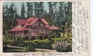 TACOMA, Washington, PU-1905 ; Lodge, Point Defiance Park