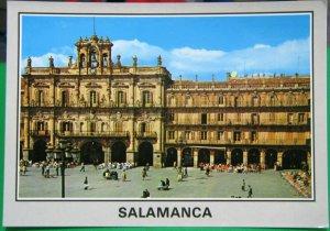 Spain Salamanca Plaza Mayor Main Square - unposted
