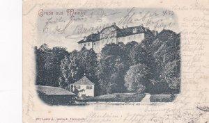 Gruss aus Mainau, Germany, PU 1899
