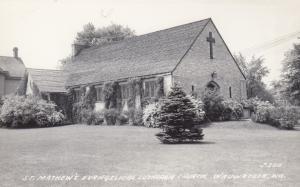 RP: WAUWATOSA , Wisconsin , 30-40s; St. Matthew's Evangelical Lutheran Church
