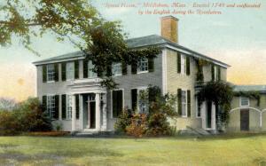 MA - Middleboro. Sproat House