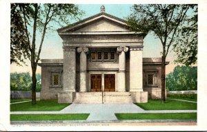Michigan Detroit Fiirst Church Of Christ Scientist Detroit Publishing