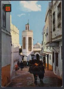 Mosque of Sidi Saidi,Tetuan,Morocco BIN