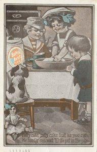 ADV; 1910; BULTE'S BEST Flour # 3