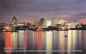 ALTAIR Aviation Charter service, Vancouver Harbour , B.C., Canada , 40-60s