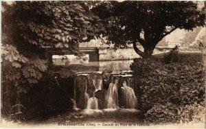 CPA Ermenonville- Cascade du Pont de la Lanterne FRANCE (1020473)