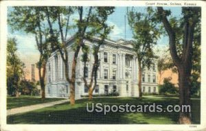 Court House - Salina, Kansas KS