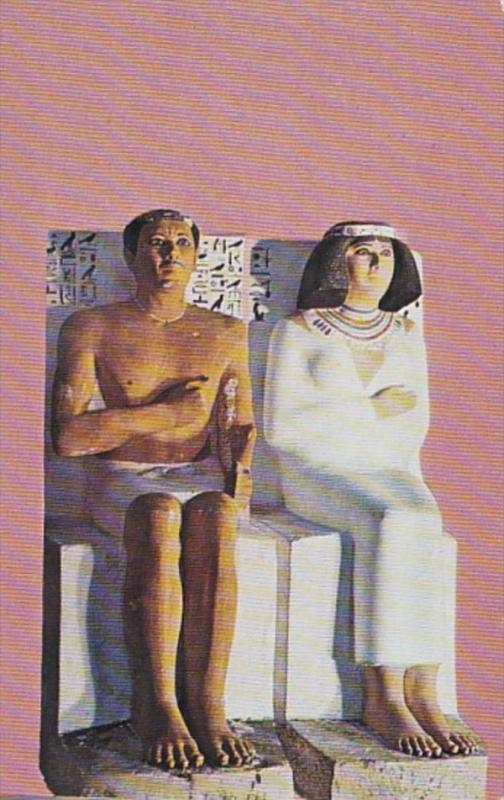 Tutankhamen's Tour Prince Rahotep and His Wife Princess Nefert