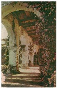 Postcard - Mission San Juan Capistrano, California