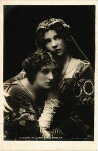 CPA Evelyn Millard & Miss Robins THEATER STARS (778117)