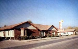Sunset Motel Pocatello ID Unused