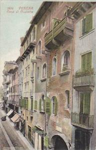 VERONA, Casa de Giulietta, Veneto, Italy, 00-10s