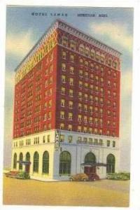 Hotel Lamar, Meridian, Mississippi, 30-40s