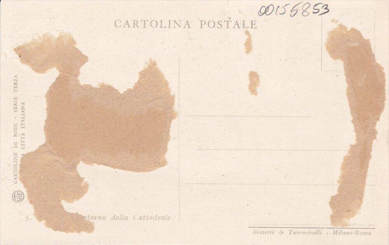 RODI, Interno della Cattedrale, Foggia, Puglia, Italy, 10-20s