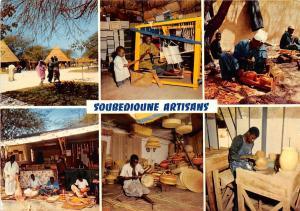Republique du Senegal Dakar Soubedioune Soubedioune Artisans