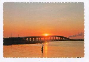 New Winyah Bay Bridges , GEORGETOWN, South Carolina, 60-70s