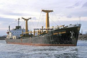 mc3726 - Canadian Cargo Ship - Canadian Challenger , built 1976 - photo 6x4