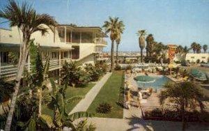 El Patio Del Mar Motel - Santa Barbara, CA