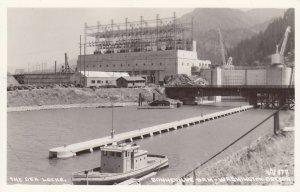 WASHINGTON -- OREGON , Bonneville Dam , 1920-30s