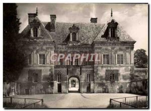Modern Postcard Tanlay Chateau Le Petit Chateau