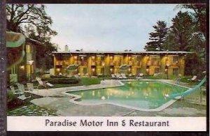 VT Bennington Paradise Motor Inn & REstaurant