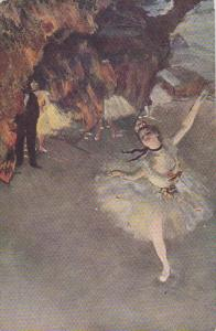 AS: Dancer on the stage, Edgar Degas, 00-10s